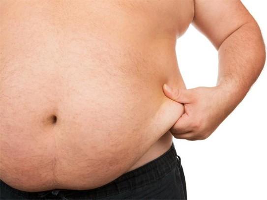 Tình trạng béo phì ngày càng gia tăng